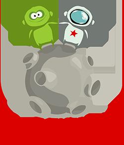 Смайлик День космонавтики. Дружба! аватар