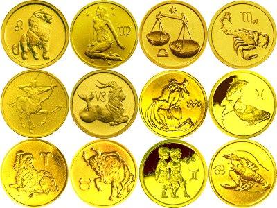 золотые рисунки:
