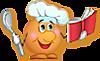Еда и кулинария смайлик