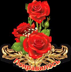 Понравилось Розы