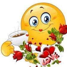 С  добрым утром, Солнышко! картинка смайлик