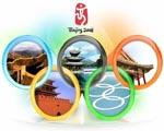 Смайлик Олимпийские кольца 2008 аватар