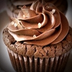 Шоколадный кексик