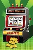 Игровой автомат выбрасывает монеты