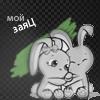 Смайлик Мой заяц аватар