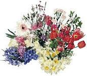 Букет цветов смайлики картинки