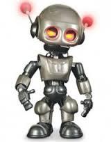 Задумчивый робот