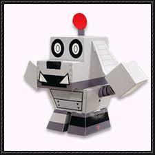 Картинка Робот-собака анимация