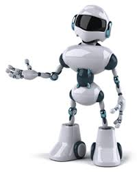 Изящный робот