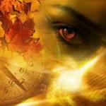 Осень. Взгляд квозь листву