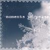 Смайлик Снежинка (moments in pease) аватар