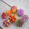 Смайлик Разноцветные шишки аватар