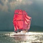 Алые паруса-символ будущего
