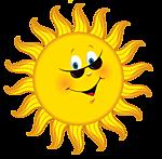 Задорное солнышко