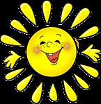 Счастливое солнышко