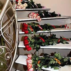 Смайлик Розовые ступени аватар