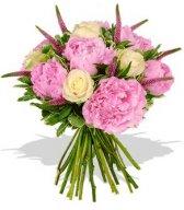 Букет из розовых роз (13)