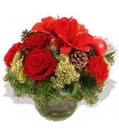 Букет прекрасных красных роз (7)