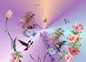 Смайлик Очень красивая открытка с цветами аватар