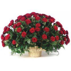 Гиф gif Букет прекрасных красных роз (10) рисунок