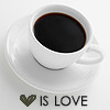 Смайлик Coffee is love аватар