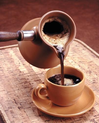 17 апреля. Международный день кофе. Наливаем кофе
