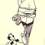 Картинка Я вся в каких то штучках и с собачкой анимация