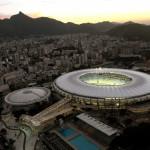 Смайлик Рио-де-Жанейро. Стадион Маракана аватар