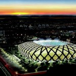 Манаус. Стадион-Арена Амазония смайлики картинки
