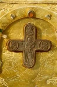 Гиф gif Ктиторская икона Божией Матери (3) рисунок