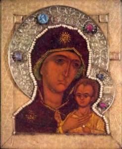 Смайлик Петровская икона Божией Матери (3) аватар
