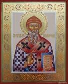 Смайлик Икона Святитель Спиридон Тримифунтский аватар