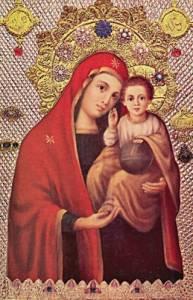 Картинка Боянская икона Божией Матери анимация