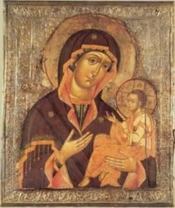 Смайлик Грузинская икона Божией Матери (3) аватар