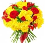 Смайлик Прекрасные букеты из самых разных цветов (28) аватар