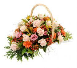 Гиф gif Букет цветов для милой (26) рисунок