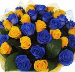 Прекрасные букеты из самых разных цветов (20)