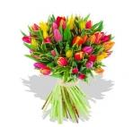 Прекрасные букеты из самых разных цветов (51)