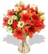 Цветы и сердечки картинки