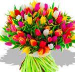 Прекрасные букеты из самых разных цветов (53) смайлики картинки