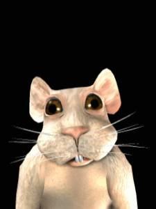 Гиф gif Мышка рисунок