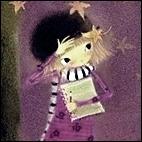 Смайлик Девочка под осенними листьями аватар
