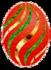 Полосатое яичко