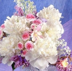 Цветы к Дню рождения смайлики картинки