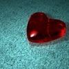 Гиф gif Красное сердечко рисунок