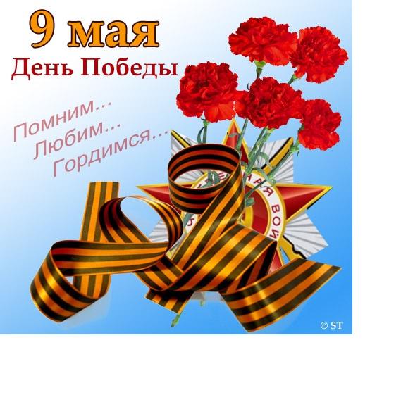 Поздравление 9 мая главы