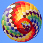 Воздушный шар огромный, оромный смайлики картинки