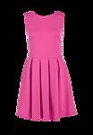 Смайлик Розовое платье без рукавов аватар
