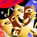 <b>Театральные</b> <b>маски</b>