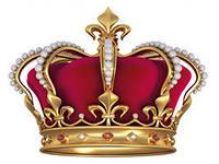 Украшения, короны смайлик